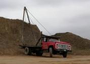 Vendo grua de 6 toneladas en machala