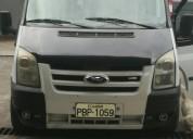 Ford transit en morona