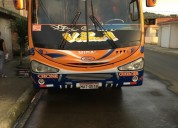 Se vende bus interprovincial