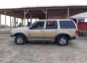 Vendo ford explorer o cambio con camioneta en la troncal
