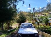 Vendo ford courier en cuenca