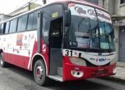 Vendo bus urbano marca ford cargo 2006