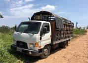 Vendo excelente camion hd 78 en pedro vicente maldonado