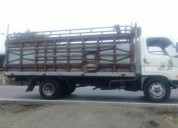 Camion truck en balzar