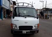 Camion hyundai modelo ano 2018 en quinindé
