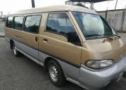 Excelente furgoneta hyundai 2004 en guayaquil