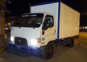 Camion hyundai en manta