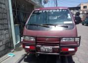 Excelente furgoneta hyundai en guayaquil