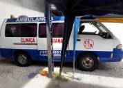 Furgoneta ambulancia en guayaquil