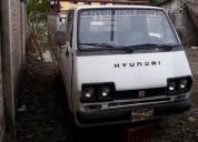 Camion hyundai de tonelada y media en chillanes