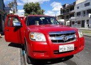 Vendo camioneta mazda action en quito