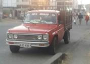 Camioneta mazda 1600 en el carmen