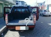 Camioneta mazda 4 2 gasolina en montecristi