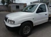 Mazda 4x4 doble ano 2006 en riobamba