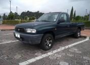 Vendo camioneta mazda cabina sencilla ano 2002 en ibarra