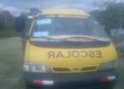 Vendo furgoneta kia pregio ano 2004.
