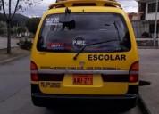 Excelente furgoneta kia pregio ano 2004 en cuenca