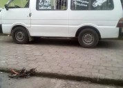 Se vende furgoneta en san lorenzo