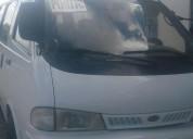 Vendo furgoneta kia 2004 12 pasajeros en mira