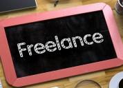 Oportunidad para vendedores freelance