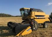 Segadora agrícola new holland tc5070 ano 2013