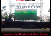alquiler de pantallas led hd gigantes