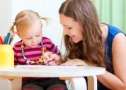Servicio de niÑera para niÑos y niÑas, mejor quito