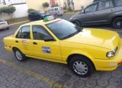 Vendo taxi, cedo acciones y derechos