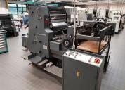 1988 heidelberg m o - s (2 máquinas mo-s disponibl
