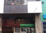 Vendo oficina centro de guayaquil 1 piso con vista