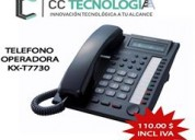 Telefono panasonic kx-t7730 para central telefonic