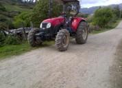 Vendo tractor yto x 704