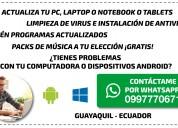 Actualiza tu computadora guayas