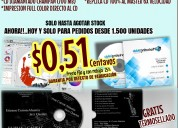 CD Impresos y DVD Multicopiado