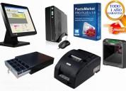 Sistema de facturaciÓn e inventarios