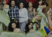 Shows para eventos  guayaquil animadores hora loca