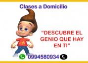 clases a domicilio,física, matemática,química