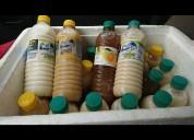 Distribuidor independiente de bebidas vegetales