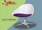 Silla tamago (sofá personal)