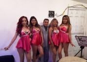 Grupo femenino las congas