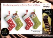 Chocolates yaal ideal para regalo empresarial