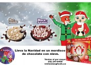 Chocolate ideal para regalo empresarial