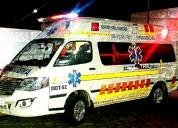 Ambulancia meditrauma ec.
