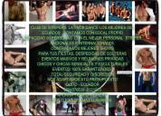 Club de striper latinos dance los únicos y origina