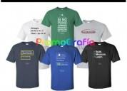 Camisetas para campaña política al por mayor quito