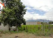 Venta de terreno en chaltura – antonio ante