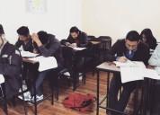 Preparacion examen ser bachiller 2019