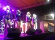 Grupo musical boca rosa
