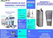 Bebederos de agua pedestal/pared/pedal manos libre