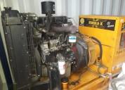 Generador elÉctrico con transferencia automatica